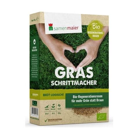 Bio Regenerationsrasen Grasschrittmacher 750g