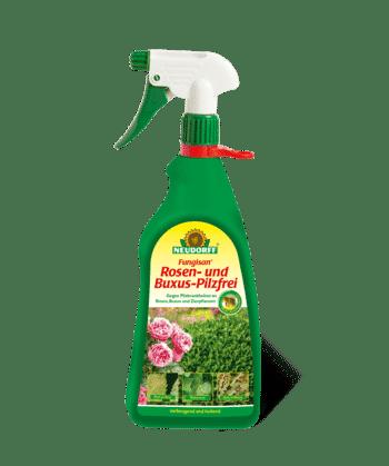 Neudorff Fungisan Rosen- und Buxus-Pilzfrei 1l anwendungsfertig