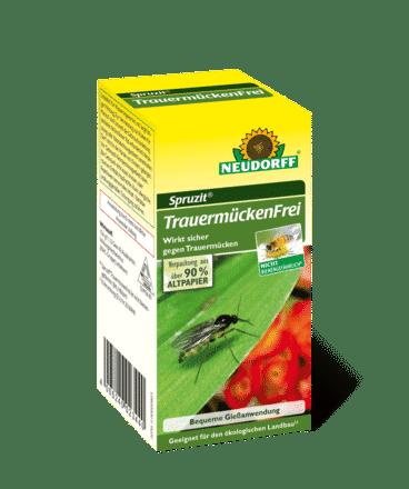 Spruzit TrauermückenFrei - die Gießanwendung gegen Trauermücken